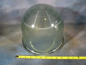 Huge Appleton Explosion Proof Light Globe Aagl 5pr Glass 1 Of 2