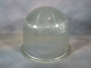 Huge Appleton Explosion Proof Light Globe Aagl 5pr Glass 2 Of 2