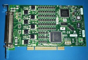 Ni Pci 6512 64 Industrial Digital Outputs National Instruments Tested