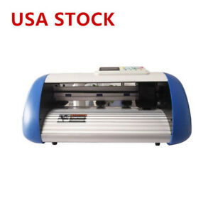 Us Stock 12 Multi point Automatic Patrol Contour Cutting Plotter cutter Plotter