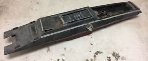 1968 1969 Impala Floor Shift At Console Caprice Chevrolet Ss427 Gm Oem 68 69