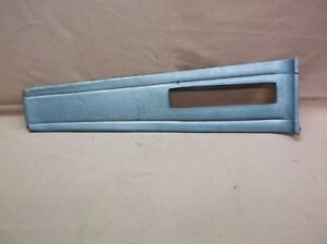 1967 Standard Mercury Cougar Light Blue Console Top Pad For Automatic Trans Nr