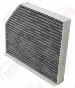 Activated Carbon Charcoal Cabin Filter 81954016 For Audi A4 A5 Q5 S4 S5 Macan