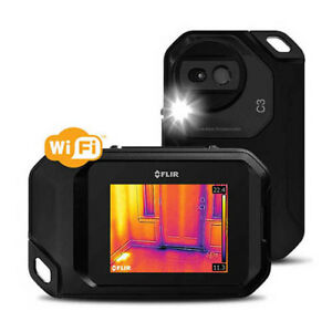 Flir C3 Compact Thermal Imaging System With Wi fi And Msx