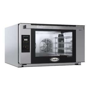 Cadco Xaft 04fs ld Bakerlux Full Size Electric Convection Oven