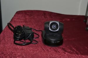 Sony Evi d100 Camera Color Video Camera With Power Supply