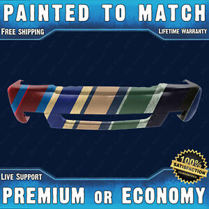 Painted To Match Front Bumper Replacement For 2003 2006 Chevy Silverado Ss Sport
