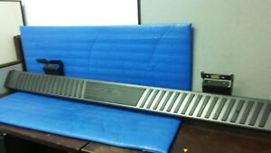 New 2009 2014 Ford F 150 Square Extended Cab Running Boards Set Oem
