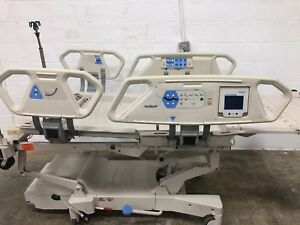 Hill Rom P1900 Sport 2 Totalcare Electric Patient Bed For Air Mattress