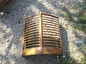 Vintage Antique Minneapolis moline Tractor Grille Great Rat Rod Grill Man Cave