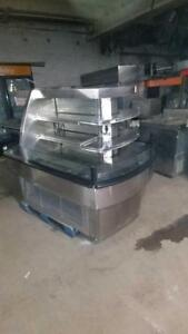 Southern Store Fixtures Mdl 6 Open Cooler And Warmer