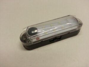 Truck Cap Topper Led Dome Light Battery Operated At Led 6vb