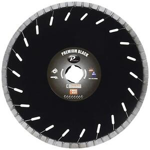Diamond Products Core Cut 12397 8 inch By 0 095 By 7 8 inch Premium Black Turbo