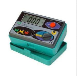Brand New Dy4100 Digital Earth Ground Resistance Tester Meter