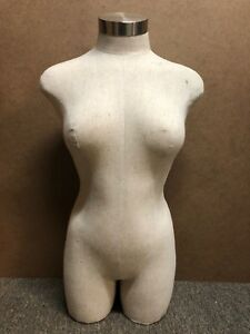 Female Mannequin Body Bust Shirts Store Display Women s