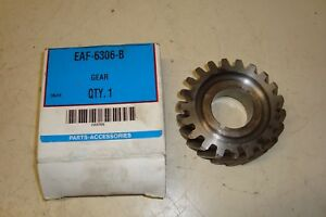 Ford Naa 600 800 2000 4000 Tractor Crankshaft Timing Gear Eaf6306b