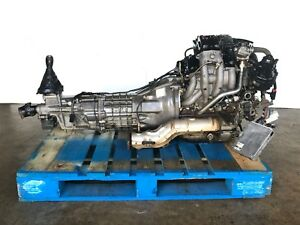 04 08 Mazda Rx8 Renesis 6 Port 1 3l Rotary Engine 6 Speed Transmission Jdm 13b