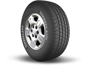 Timberland Cross 245 65r17 107t Wl 2 Tires