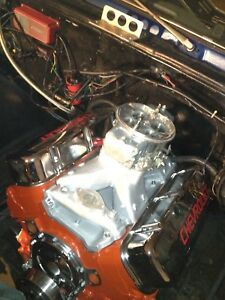 Big Block Chevy 454 Engine 512 Casting Ls6