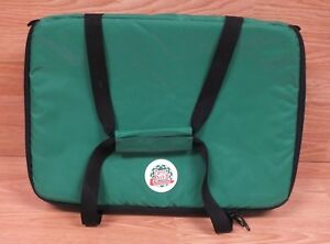 Carry outs Ii z 8453 how Food Gets Carried Away Green Insulated Bag read