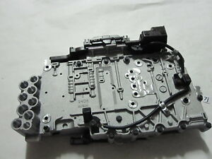 24261870 Gm Gmc 6l80 2010 Early Transmission Control Module Valve Body