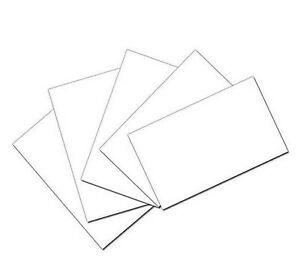 Pacon Pac5141 Index Cards 3 X 5 Unruled White Pack Of 100 lot Of 3 Bd 7 2