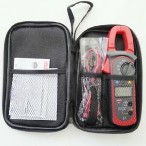 Uni t Ut203 Digital Handheld Clamp Multimeter Tester Meter Ce Ac Dc Volt Amp New