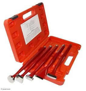 Auto Body Forming Punch Set Automotive Repair Tools Sheet Metal Shaping Tool