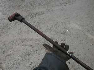 Cockshutt 30 Rowcrop Tractor Original Steering Shaft Knuckle