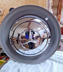 Mercedes Benz 190sl Wheel Cover Hub Cap Oldtimer
