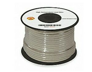 Tempco Wire high Temperature Ldwr 1013 14 Awg 6oovac 100 Ft 2ke38