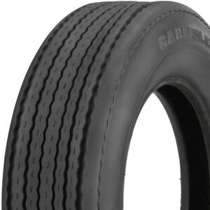 St205 75d15 6 Ply Carlisle Usa Trail Trailer Tire 1