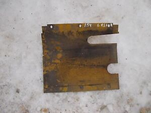 International Cub 154 Low Boy Tractor Ih Left Rear Cover Plate Panel
