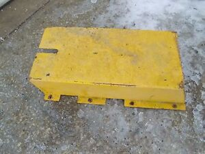 International Cub 154 Low Tractor Ihc Power Take Off Pto Drive Shaft Cover Panel