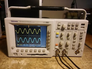 Tektronix Tds3052 500 Mhz 5gs s 2 Channel Oscilloscope From A Tds3012 New Ps