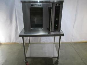 Garland Master 200 Solid State Electric Halfsize Convection Oven Mco e 5 c