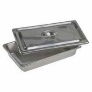 Instrument Tray 10x12 Inch Size Stainless Steel High Quality