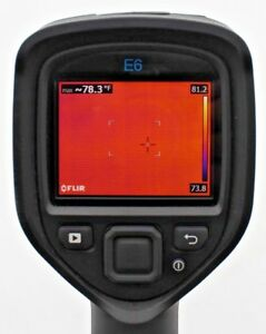 Flir E6 Infrared Thermal Imaging Camera