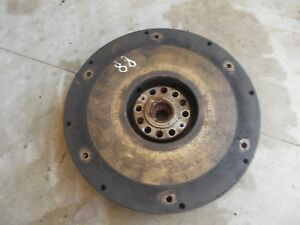 Oliver 88 Tractor Engine Motor Flywheel Starter Ring Gear Drive Bracket Ol