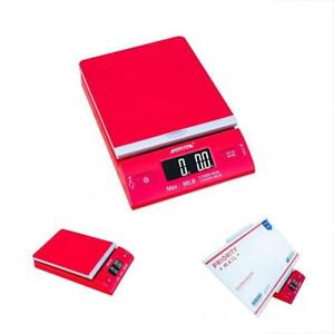 Postal Scales New Accuteck Dreamred 86 Lbs Digital Shipping Postage With Usb