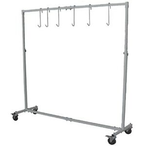 Spray Paint Drying Rack Hanger For Painting Car Stand Auto Body Automotive 7ft