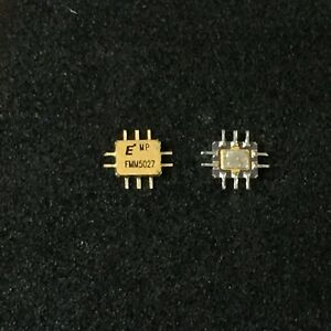 Fmm5027vj Mmic Power Amplifier 0 8 To 3 0ghz High Gain
