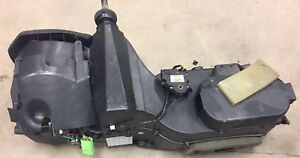 Jeep Tj Wrangler Heater Box With Blower And Core Assembly With Ac 2000