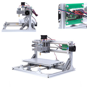 3 Axis 3018 Cnc Laser Engraving Carving Machine Pcb Milling Wood Router Engraver