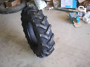 New 7 50 16 Tractor Tire With Tube