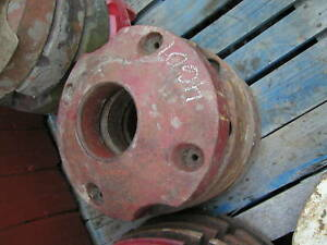 Farmall Cub Tractor Rear 145lb Original Ih Weight Weights