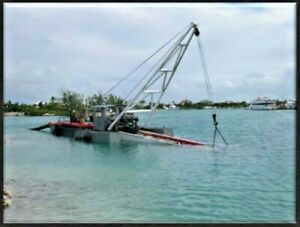 14 Sand Suction Dredge