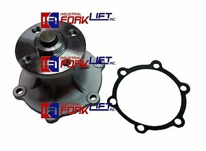 Toyota Forklift 5p Engine Water Pump W gasket new part ty16120 10940 71