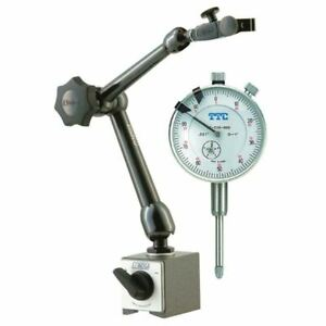 Noga Big Boy Magnetic Base With Ttc Agd Dial Indicator