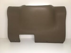 1998 2001 Dodge Ram 1500 2500 3500 Lower Dash Knee Bolster Tan Oem
